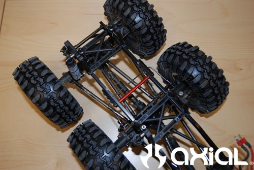 Axial Racing - Custom 6×6 SCX10