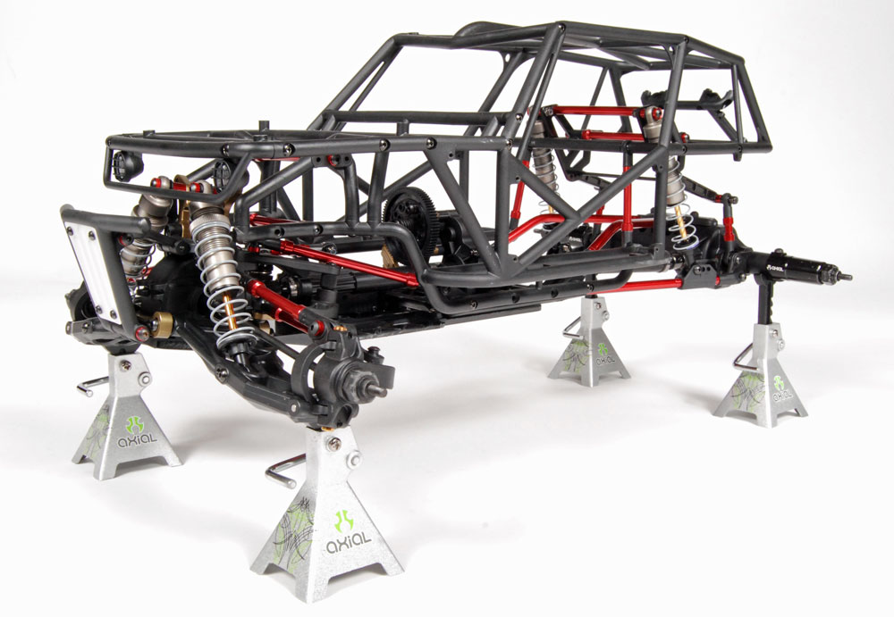 Axial Racing - Project Wrexo – The Ingredients!