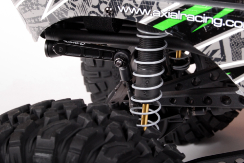 wraith sway bar kit rear