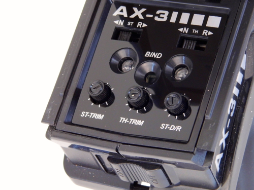 ax-3 dual rate