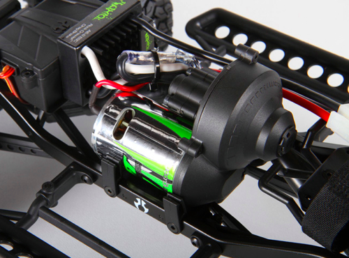 axial wiring