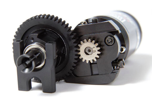 pinion and spur