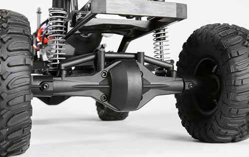sc10 solid axle