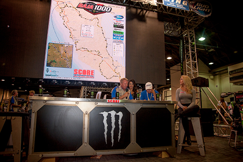 2015 Off-Road Expo SCORE Baja 1000 Experience.