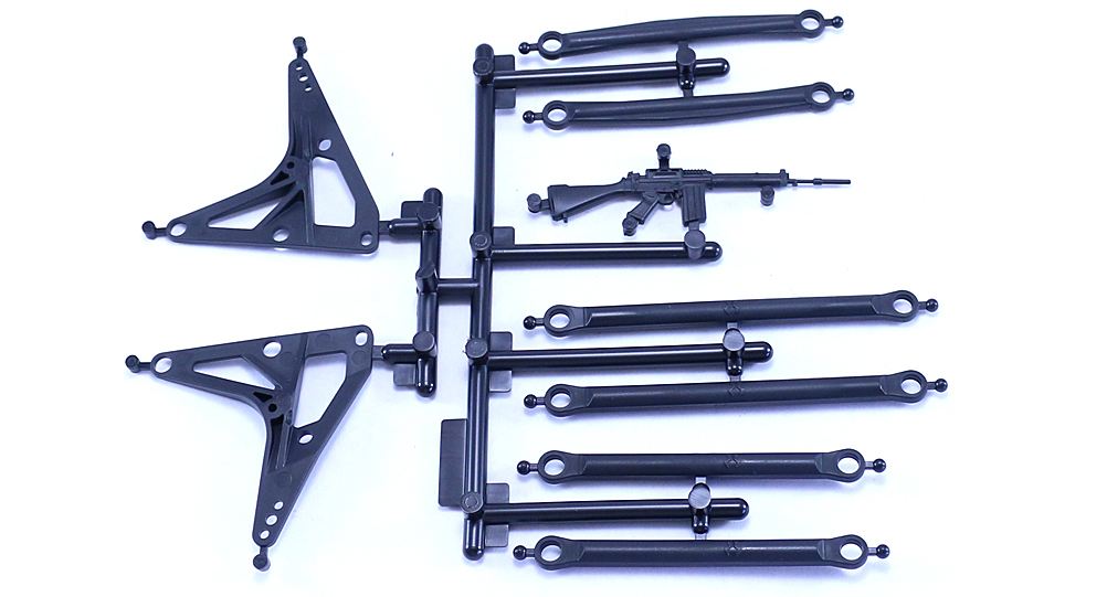 AX80119 EXO RTR Links Parts Tree