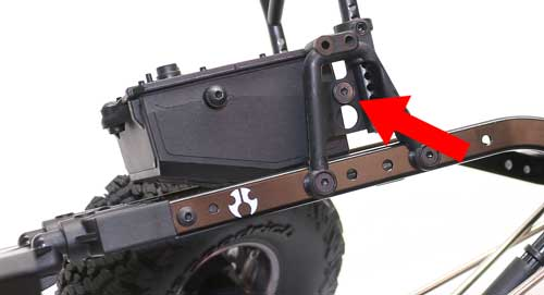 Axial Racing - Install a Fuel Cell/Parts Bin into Your Axial SCX10 II