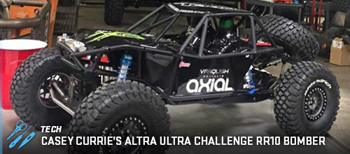 Casey Curries Altra Ultra-Class Axial RR10 Bomber - AXIALFEST2017