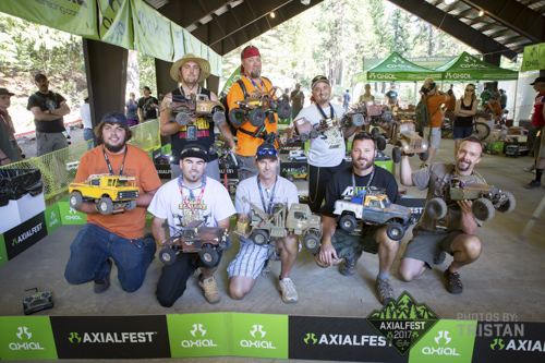 AXIALFEST2017 Concourse Winners
