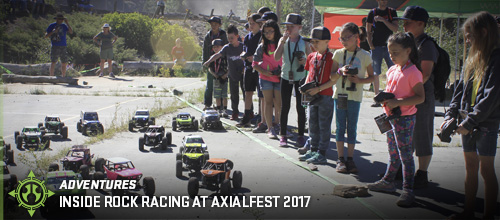 Rock Racing - Axialfest 2017