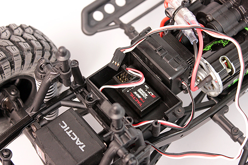 Axial Servo Swap How To 11