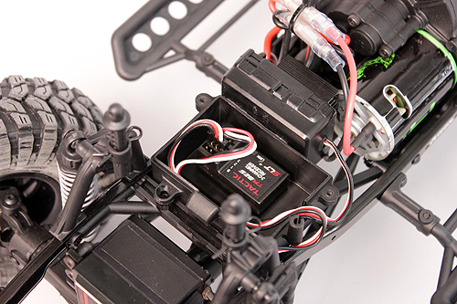 Axial Servo Swap How To 15