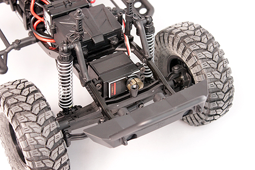 Axial Servo Swap How To 17