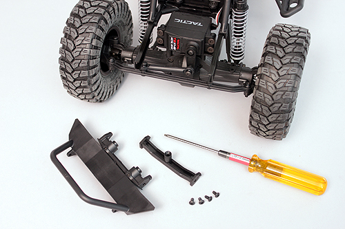 Axial Servo Swap How To 2