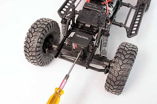 Axial Servo Swap How To 3