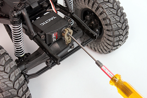 Axial Servo Swap How To 8