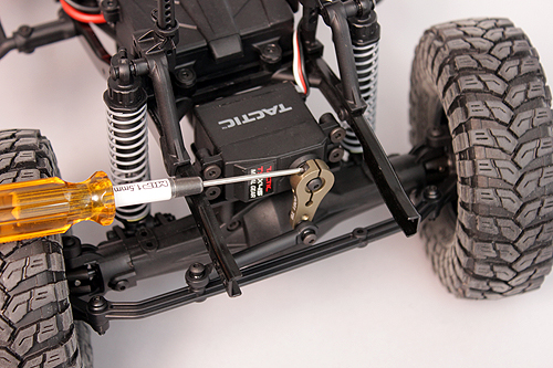 Axial Servo Swap How To 9