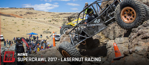 Supercrawl 2017 - Lasernut Racing