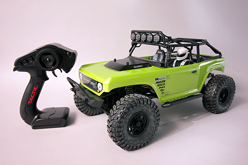 Axial Night Run 1