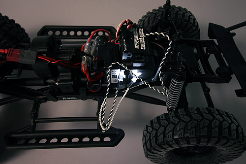 Axial Night Run 25