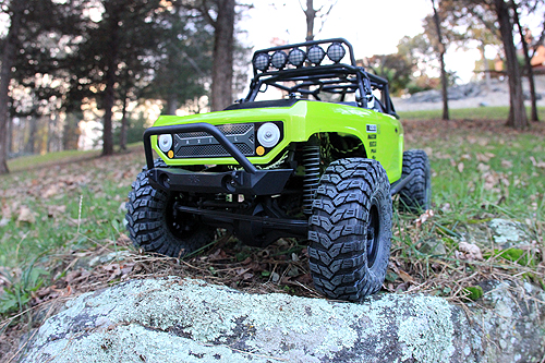 Axial Night Run 29