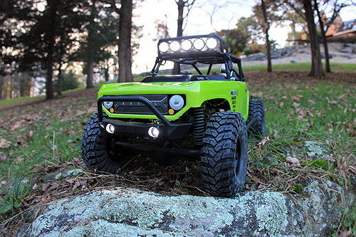 Axial Night Run 30
