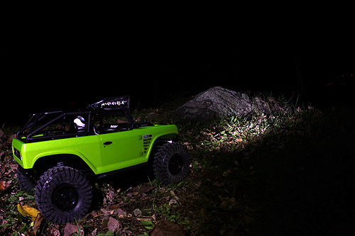Axial Night Run 31