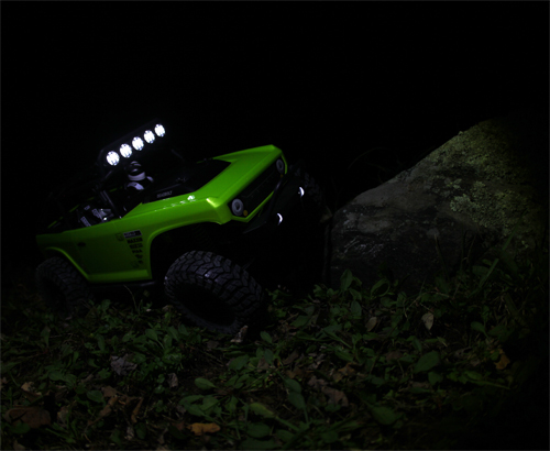 Axial Night Run Open