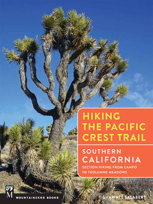 Book- Hiking the Pacific Crest Trail- Southern California by Shawnté Salabert