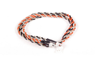 Double LED Light String (Orange LED)