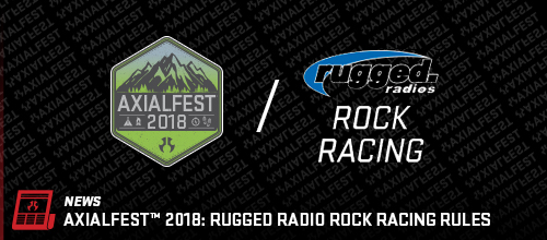 AXIALFEST2018 - Rock Racing Rules
