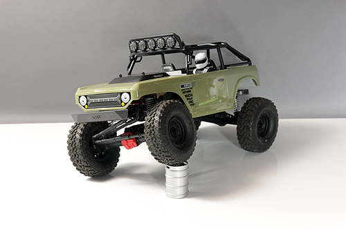 Axial Suspension 1