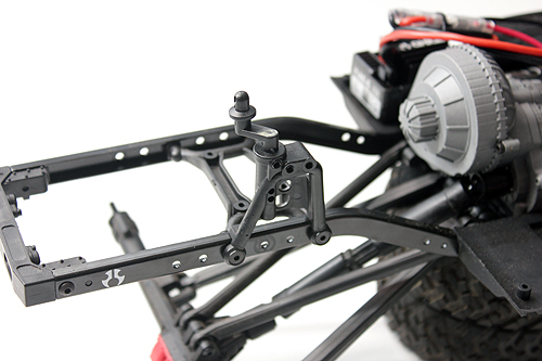 Axial Suspension 12