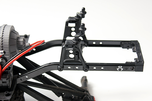 Axial Suspension 13