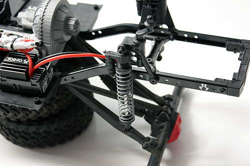 Axial Suspension 14