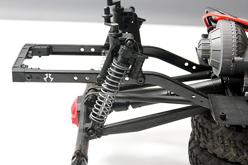 Axial Suspension 15