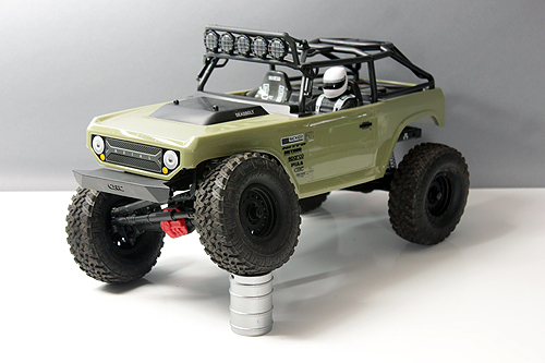 Axial Suspension 16