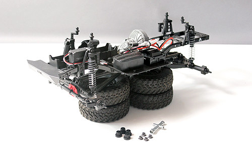 Axial Suspension 2