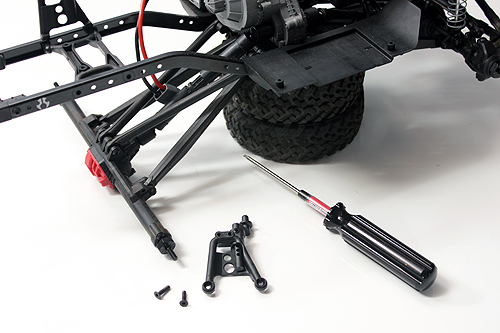 Axial Suspension 9