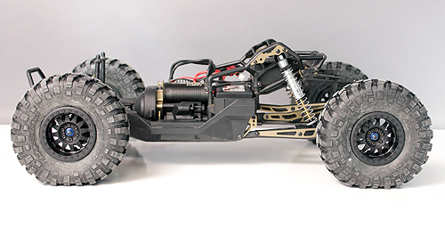 Axial Yeti Options 16