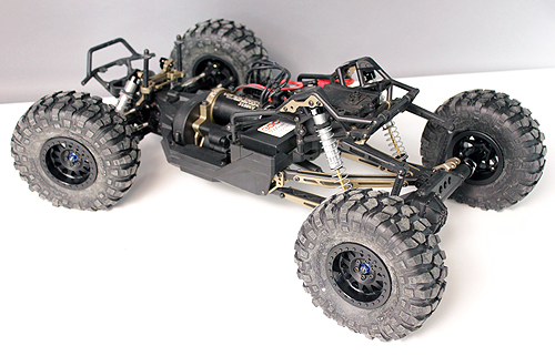 Axial Yeti Options 17