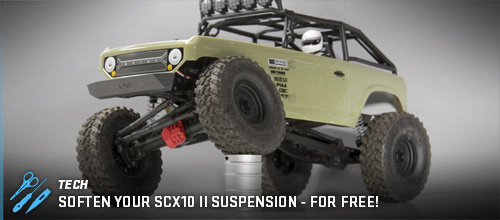 scx10 II suspension mod | Axial Racing Blog