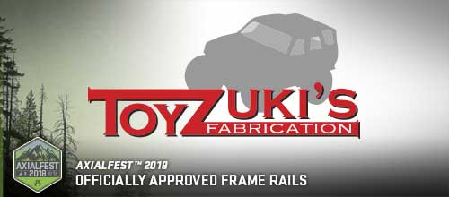 ToyZuki's Fabrication | Axial Racing Blog