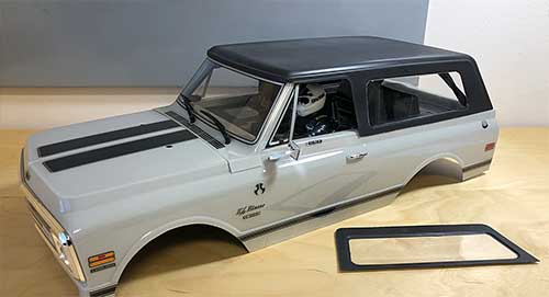 How To: Install the AX31555 Blazer Hard Top