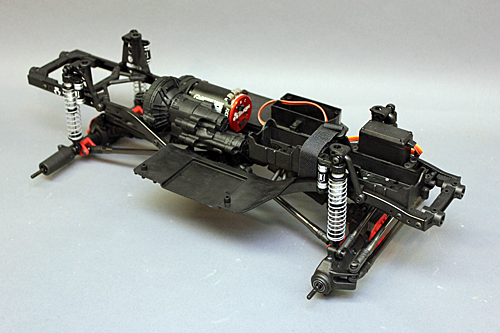 SCX Chassis